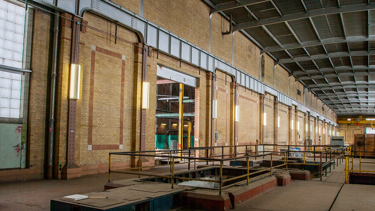 LP Turbine Hall