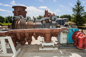 Parsons 75 MW Steam Turbine 2012-06-28