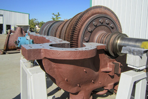 Parsons 75 MW Steam Turbine 2014-09-13